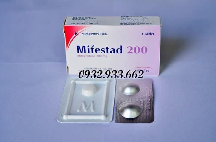 mifestad 200 sẩy thai an toàn